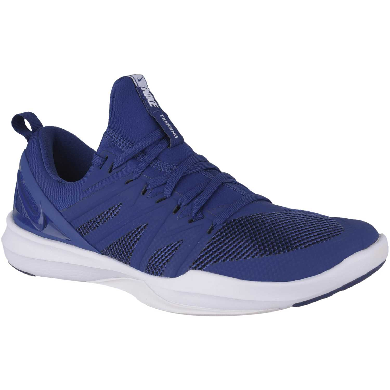Zapatilla de Hombre Nike Azul / blanco nike victory elite trainer