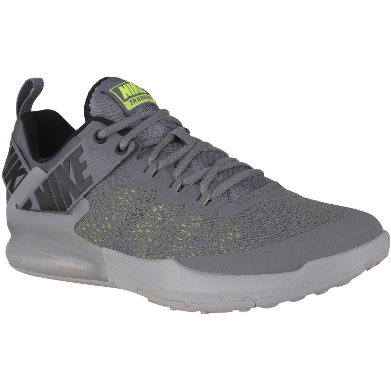 Zapatilla de Hombre Nike Gris / negro nike zoom domination tr 2
