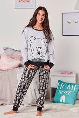 Kayser Negro de Niña modelo 65.1186 Pijamas Lencería Ropa Interior Y Pijamas