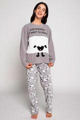 Kayser Gris de Niña modelo 65.1211 Pijamas Lencería Ropa Interior Y Pijamas