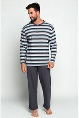Pijama de Hombre Kayser Grafito 67.1064