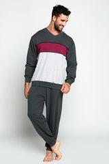 Pijama de Hombre Kayser Gris 67.1066