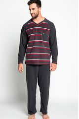 Pijama de Hombre Kayser Grafito 67.1074
