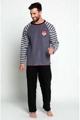 Kayser Gris de Hombre modelo 67.1075 Ropa Interior Y Pijamas Lencería Pijamas