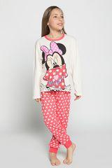 Pijama de Jovencita Kayser Blanco d7306-bla