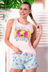 Pijama de Mujer Kayser Rosado S7028