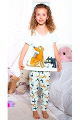 Kayser Celeste de Niña modelo S7332 Lencería Ropa Interior Y Pijamas Pijamas