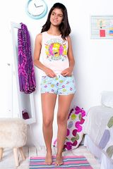 Kayser Rosado de Niña modelo S7533 Pijamas Lencería Ropa Interior Y Pijamas