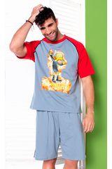 Kayser Gris de Hombre modelo S7739 Ropa Interior Y Pijamas Pijamas Lencería