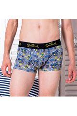 Kayser Gris de Niño modelo S9428 Ropa Interior Y Pijamas Boxers Lencería