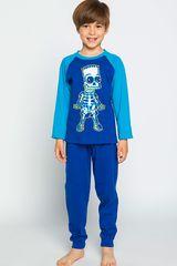 Kayser Azul de Niño modelo s6439 Pijamas Lencería Ropa Interior Y Pijamas