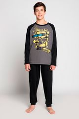 Kayser Negro de Niño modelo s6641p Pijamas Lencería Ropa Interior Y Pijamas