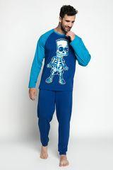 Kayser Azul de Hombre modelo s6739 Lencería Ropa Interior Y Pijamas Pijamas
