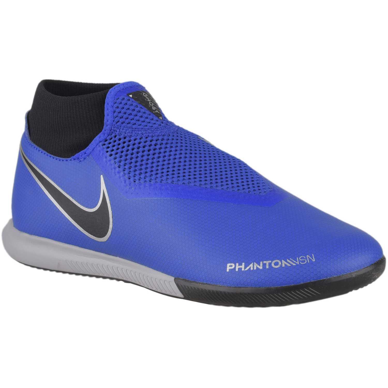 936487bd5 Zapatilla de Hombre Nike Azul   negro phantom vsn academy df ic ...