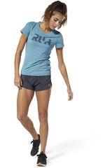 Reebok Negro de Mujer modelo bolton tc 3 in short Shorts Deportivo