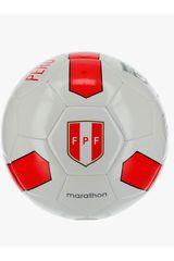 Marathon Blanco / rojo de Hombre modelo fpfmasbll017 Pelotas Deportivo