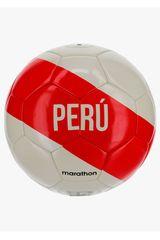 Marathon Blanco / rojo de Hombre modelo fpfmasbll001 Deportivo Pelotas