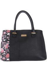 Platanitos Negro de Mujer modelo blaire handbag Casual Carteras
