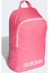Adidas Rosado de Mujer modelo lin clas bp day Mochilas Deportivo