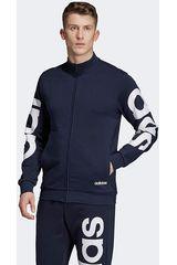 Casaca de Hombre Adidas Navy / Blanco e brand tt