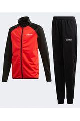 Adidas Negro / rojo de Jovencito modelo yb ts entry Deportivo Buzos