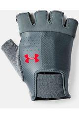 Under Armour Gris de Hombre modelo men's training glove-gry Deportivo Training Guantes
