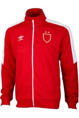Casaca de Hombre Umbro Rojo / blanco sash walkout jacket
