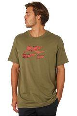 Nike Verde / Rojo de Hombre modelo m nk sb tee logo ssnl Deportivo Polos