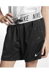 Nike Negro de Niña modelo g nk trophy short aop2 Deportivo Shorts