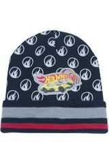 Hot Wheels Negro / plomo de Niño modelo gorro invierno hot wheels Gorros Casual