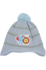 Fisher Price Gris de Niño modelo gorro invierno fisher price Gorros Casual