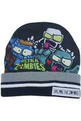 Zombie Infection Negro de Niño modelo gorro invierno ultra zombies Gorros Casual