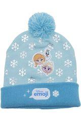 Disney Celeste de Niña modelo gorro invierno disney emoji Gorros
