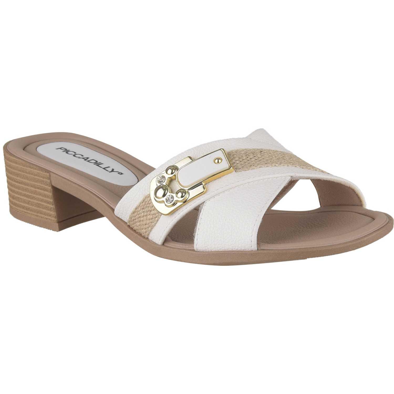 Sandalia de Mujer Piccadilly Blanco sandalia  525033-2-2