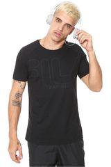 Fila Negro de Hombre modelo camiseta masc. fila train essential ii Deportivo Polos