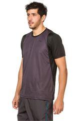 Fila Gris / negro de Hombre modelo camiseta masc. fila energy Polos Deportivo