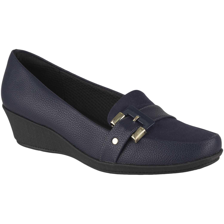 Mocasin de Mujer Piccadilly Azul mocasin  144023-1-7