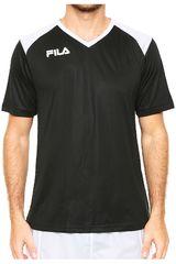 Fila Negro / blanco de Hombre modelo masc. camiseta fila masc accetta ii Deportivo Polos