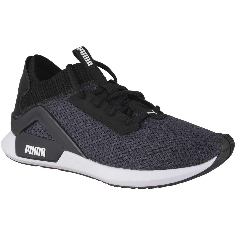 Zapatilla de Hombre Puma Negro / blanco rogue