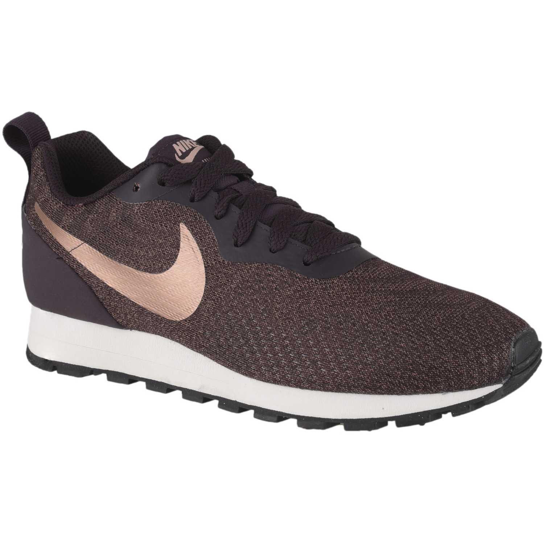 Zapatilla de Mujer Nike Burgundy wmns nike md runner 2 eng mesh