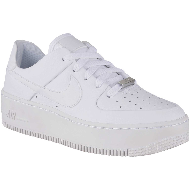 Zapatilla de Mujer Nike Blanco wmns af1 sage lce xx