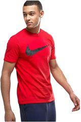 Nike Rojo / plomo de Hombre modelo m nsw tee hangtag swoosh Polos Deportivo