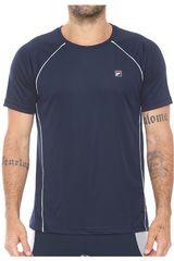 Fila Azul / blanco de Hombre modelo camiseta masc. fila cinci Deportivo Polos