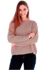 Chompa de Mujer CAT Coral drop sleeve sweater