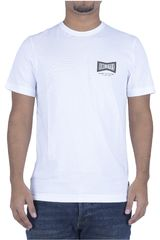 Dunkelvolk Blanco de Hombre modelo color Polos Casual