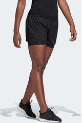 Adidas Negro de Mujer modelo m10 short w Deportivo Shorts