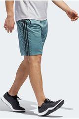 Adidas Menta de Hombre modelo D2M 3S SHORT Deportivo Shorts