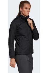 Adidas Negro de Mujer modelo w wantertag 2l Casacas Deportivo