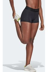Adidas Negro de Mujer modelo ASK SPR TIG ST3 Deportivo Shorts