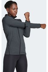 Adidas Gris de Mujer modelo fl prime hoodie Casacas Deportivo
